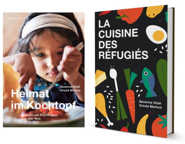 Cuisine des réfugiées